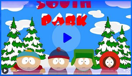 Смотрим Южный парк с 1 серии